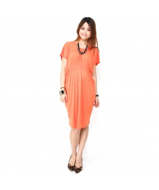 Cleopatra Orange Dress